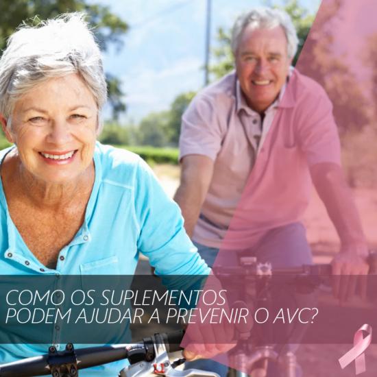 Como os suplementos podem ajudar a prevenir o AVC