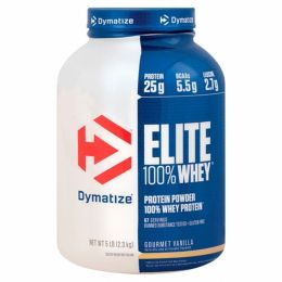 Elite 100% Whey Protein (2,3kg) Gourmet Vanilla