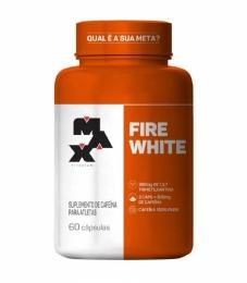 Fire White 60 Caps - Max Titanium