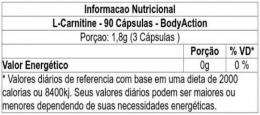 tabelal-carnitine2000